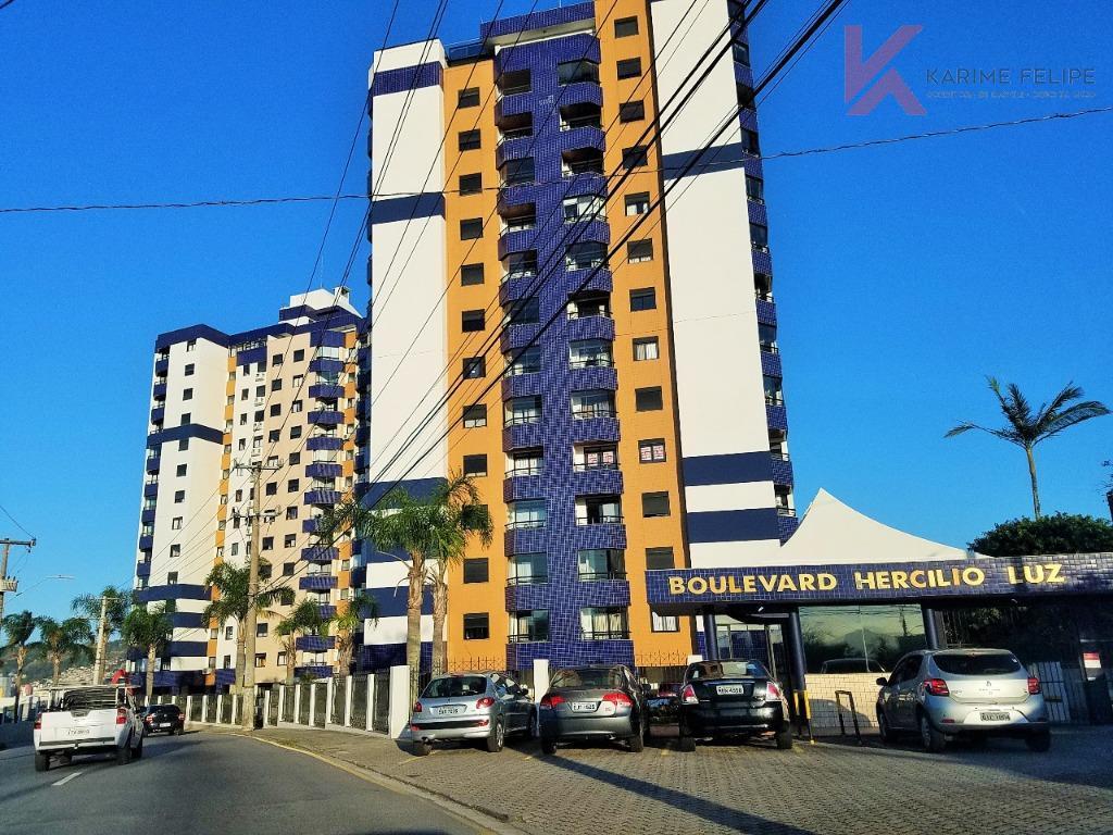 Apartamento 2 quartos com suíte à venda, Estreito, Florianópolis.
