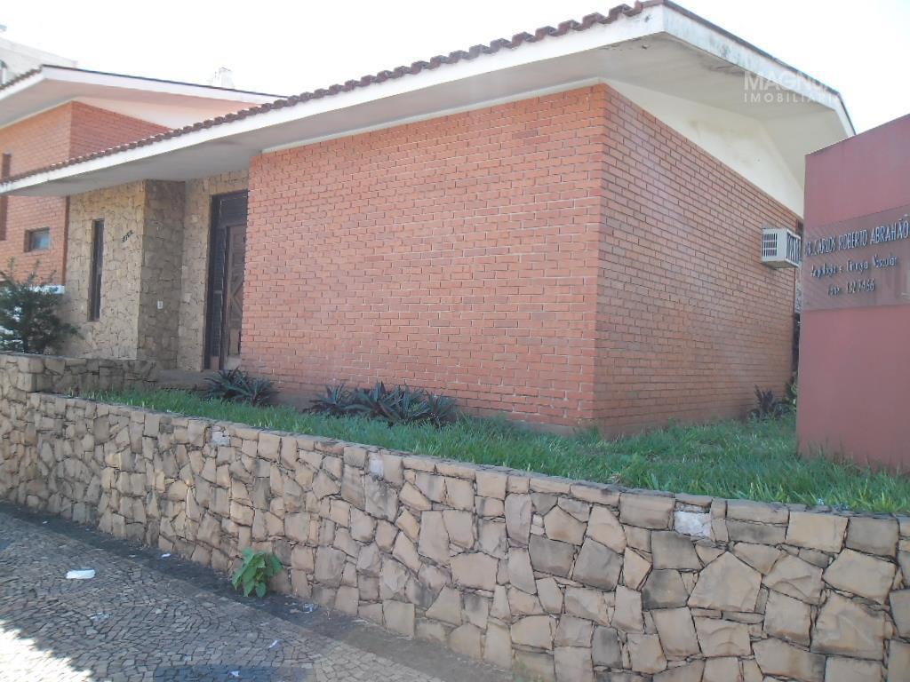 Casa comercial para locação, Vila Redentora, São José do Rio Preto.