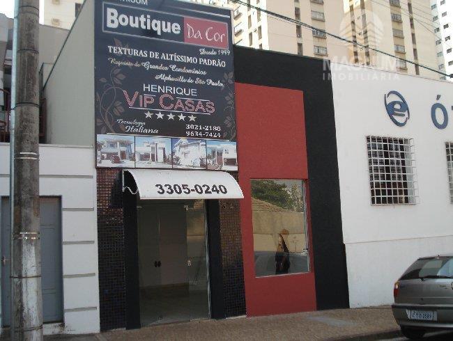 Sala comercial para locação, Vila Redentora, São José do Rio Preto.