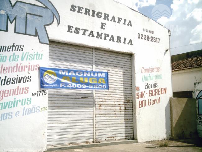 Salão  comercial para locação, Vila Toninho, São José do Rio Preto.