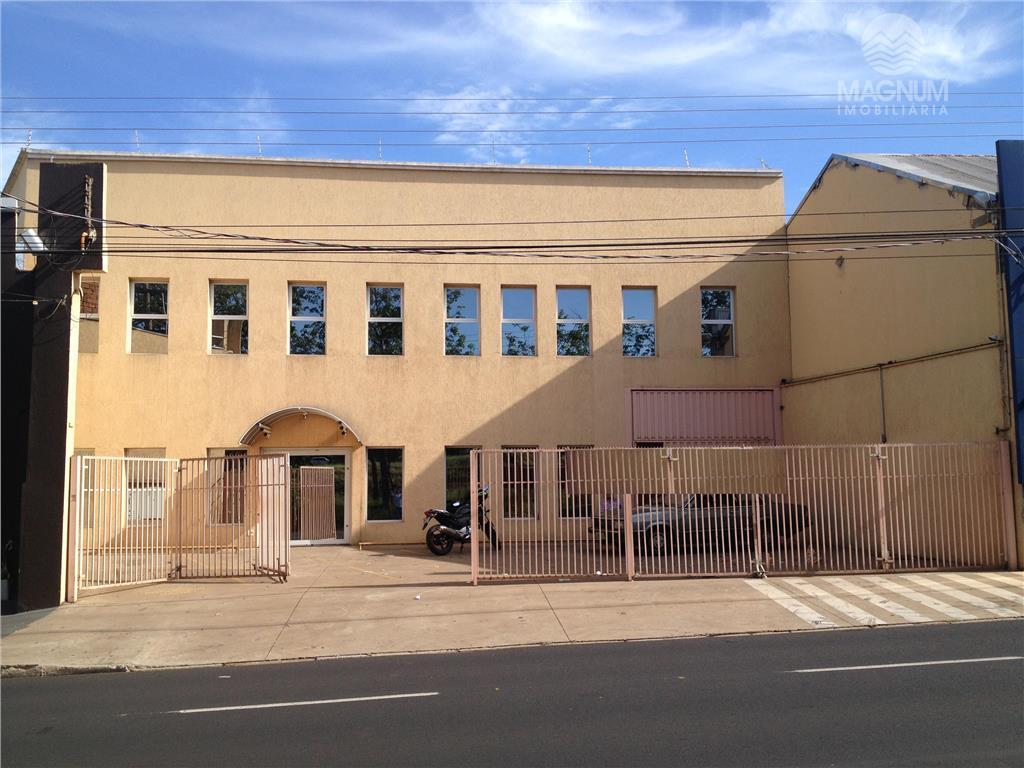 Salão comercial para locação, Vila Redentora, São José do Rio Preto.