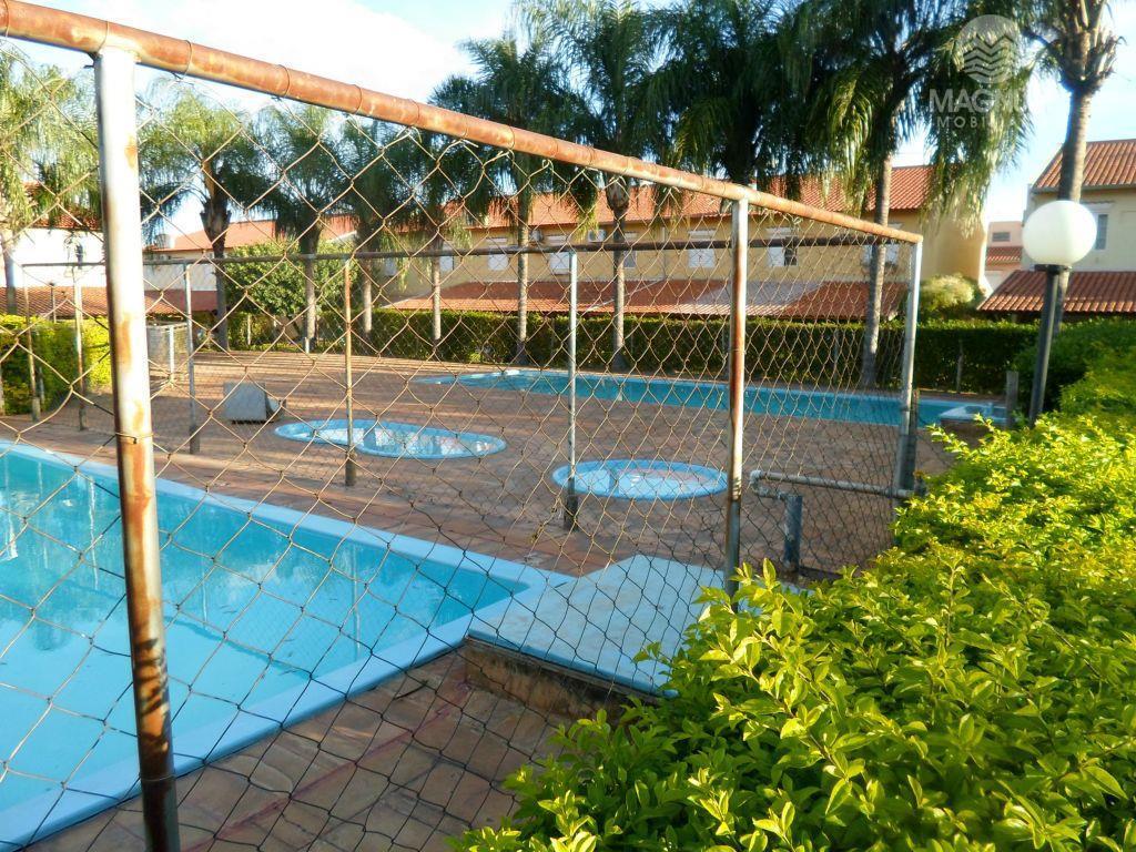 Sobrado  residencial à venda, Villa Borguese I, São José do Rio Preto.