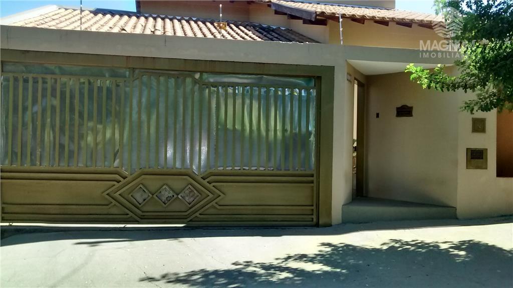 Casa residencial à venda, Eldorado, São José do Rio Preto.