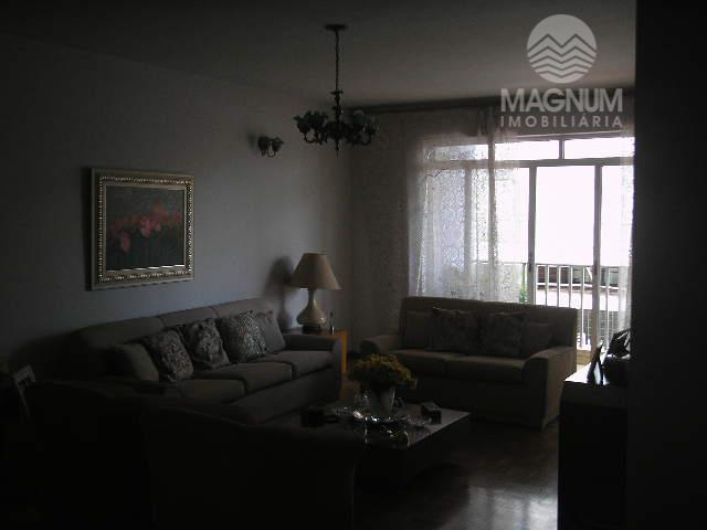 Apartamento  residencial à venda. Ed. Siqueira Campos, fica no predio da Fármacia Noturna - Área Central -