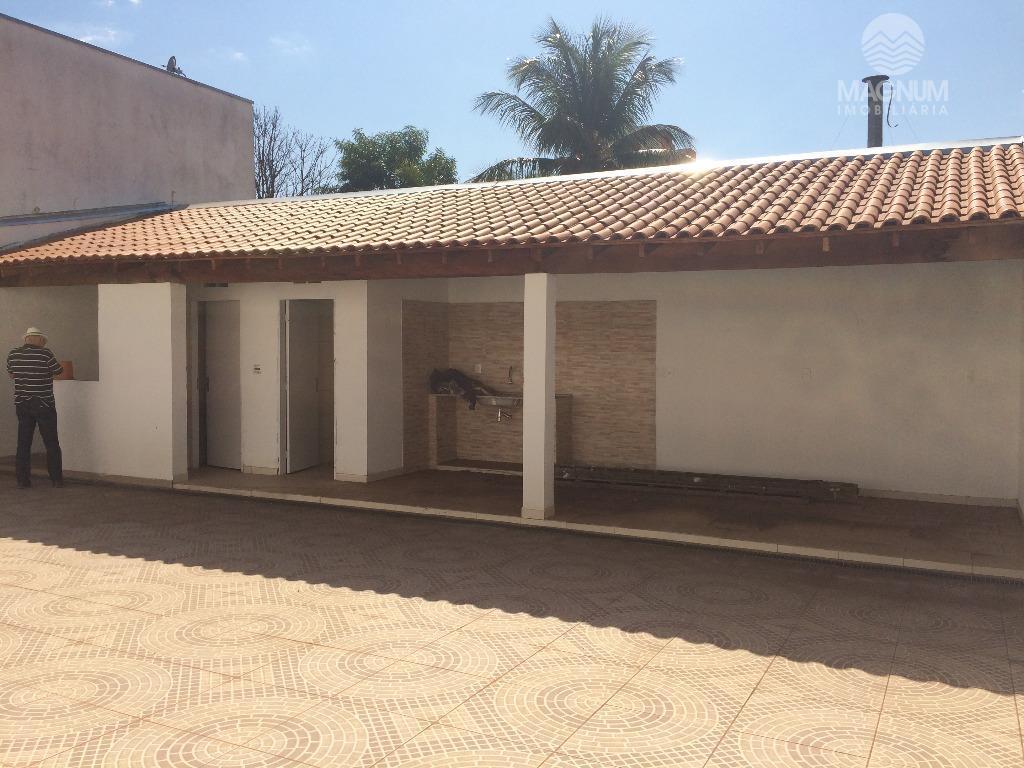 Casa  comercial para locação, Vila Santa Cruz, São José do Rio Preto.
