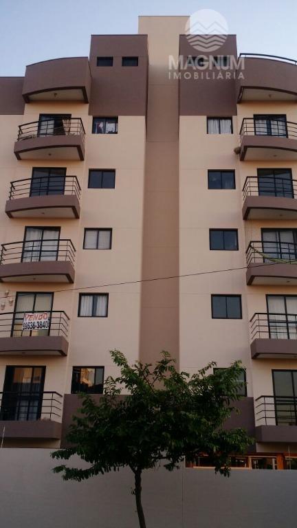 Apartamento  residencial para venda e locação, Higienópolis, São José do Rio Preto.