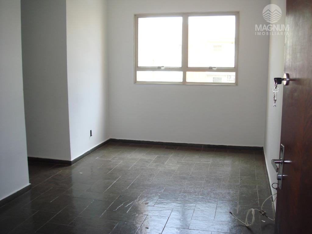 Apartamento residencial para locação, Higienópolis, São José do Rio Preto.