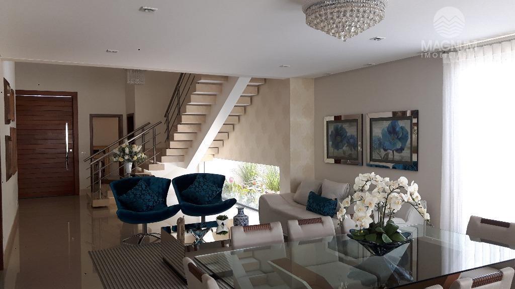 Casa residencial à venda, Condominio Golden Park Residence, Mirassol.