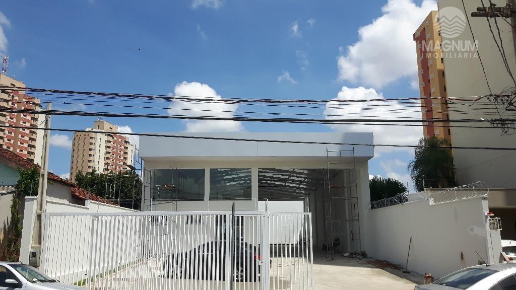 Salão comercial para locação, Redentora, São José do Rio Preto.
