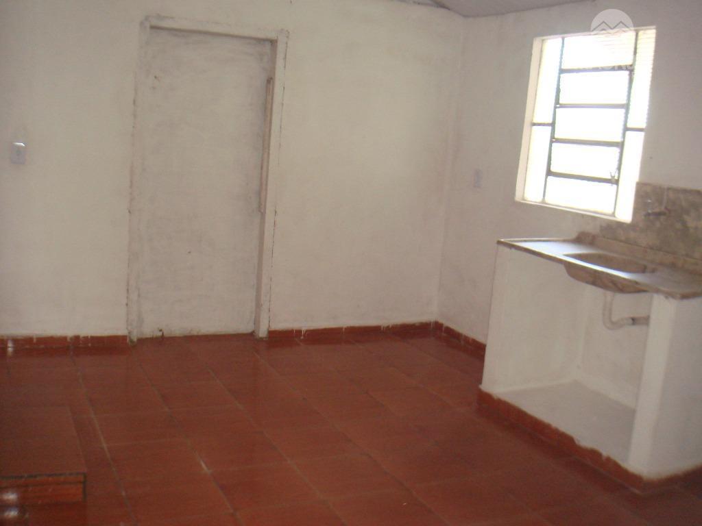 Casa residencial para locação, Vila Toninho, São José do Rio Preto.