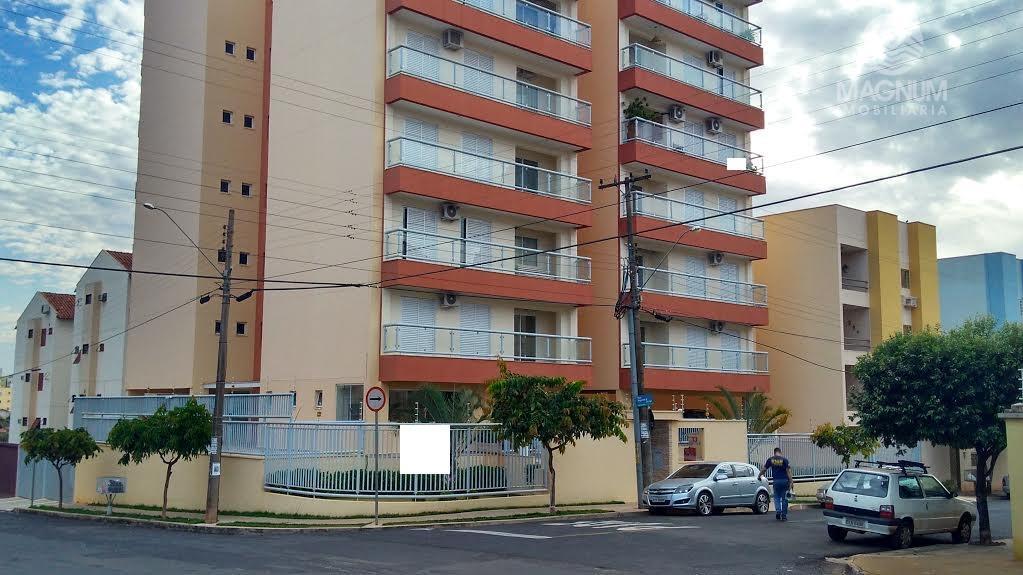 Apartamento residencial para locação, Jardim Ouro Verde, São José do Rio Preto.