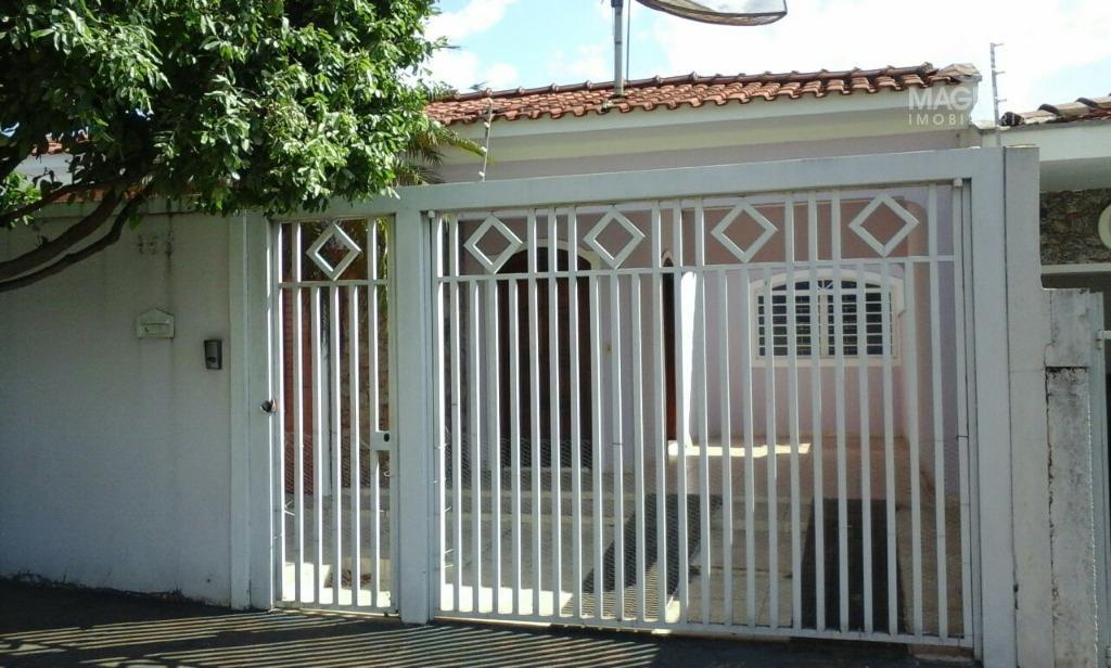 Casa residencial para locação, Parque Industrial, São José do Rio Preto.