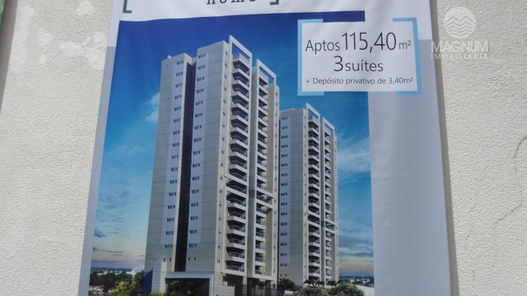 Apartamento residencial à venda, Jardim Maracanã, São José do Rio Preto - AP1044.