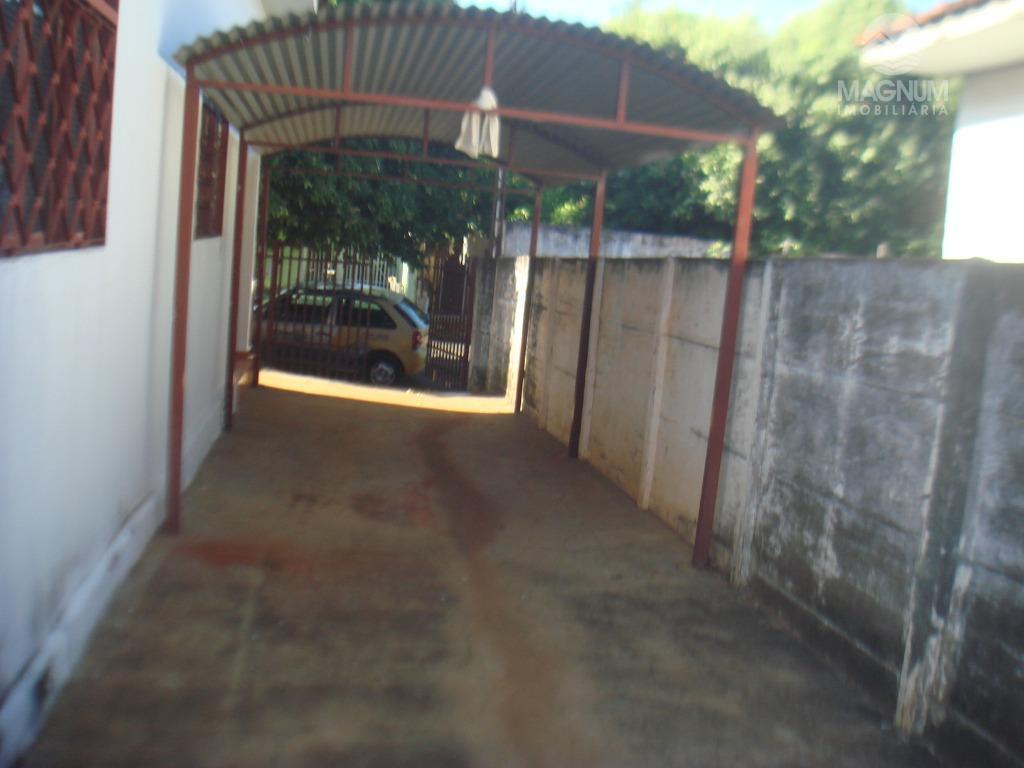 Casa residencial para locação, Eldorado, São José do Rio Preto.