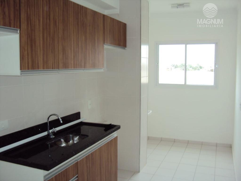 Apartamento residencial para locação, Jardim Vivendas, São José do Rio Preto.