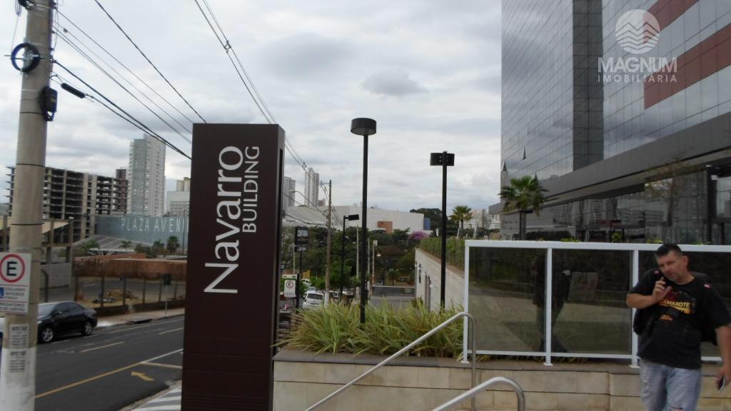 Sala comercial para locação, Nova Redentora, São José do Rio Preto.