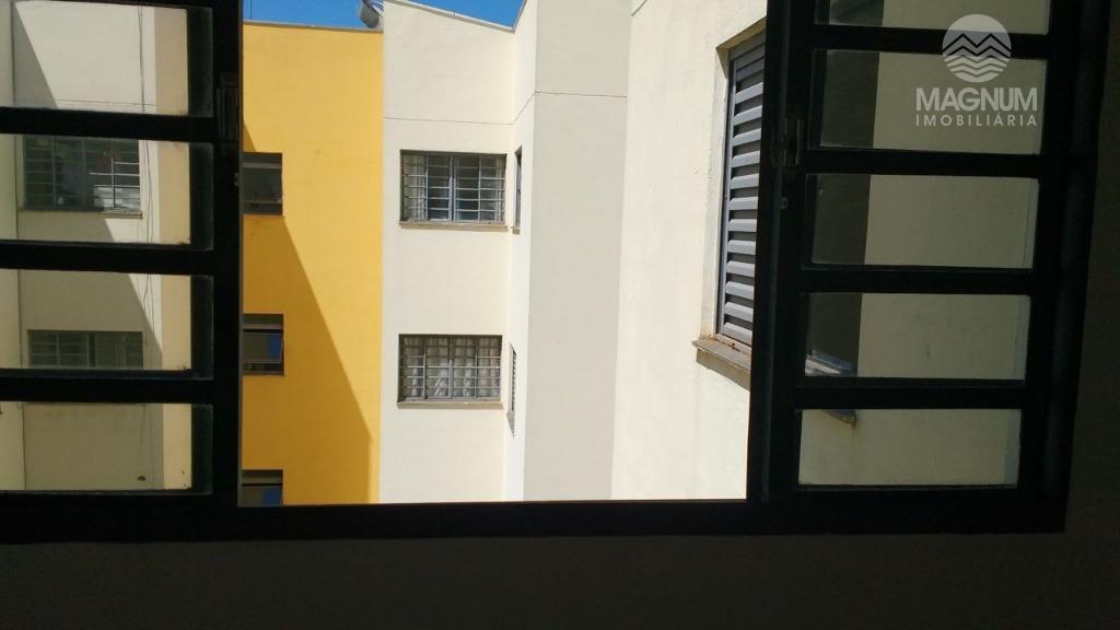 Apartamento residencial à venda, Vila Toninho, São José do Rio Preto.