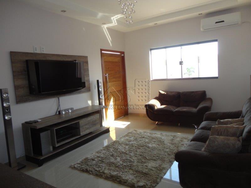 Casa residencial à venda, Residencial Vila Romana, Pirassununga.