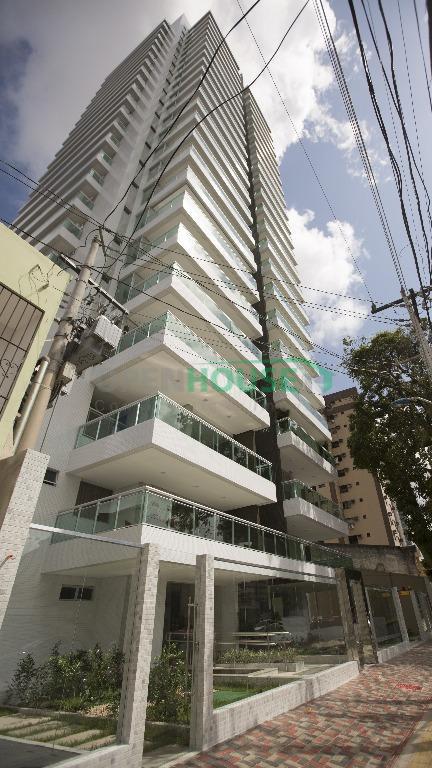 Apartamento com 3 dormitórios à venda, 163 m² por R$ 1.000.000 - Nazaré - Belém/PA