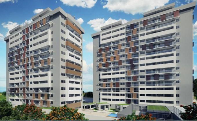 Apartamento com 2 dormitórios à venda, 69 m² por R$ 382.855 - Parque Verde - Belém/PA