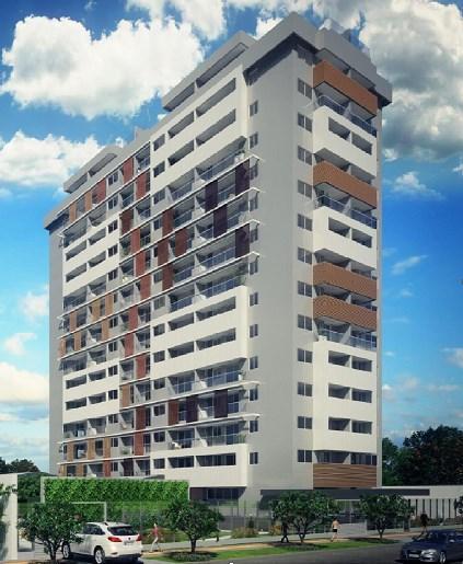 Apartamento com 3 dormitórios à venda, 102 m² por R$ 521.341 - Parque Verde - Belém/PA