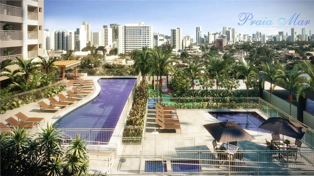 Apartamento  residencial à venda, Vila Matias, Santos. Parceiro credenciado PDG.