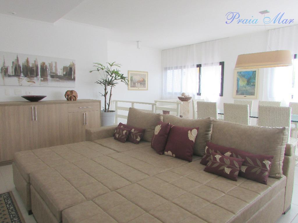 Cobertura residencial à venda, Pitangueiras, Guarujá - CO0064.