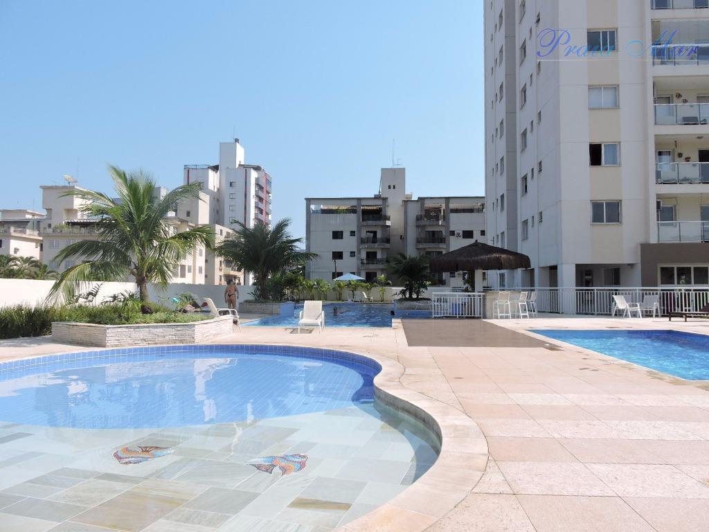 Apartamento residencial à venda, Astúrias, Guarujá.