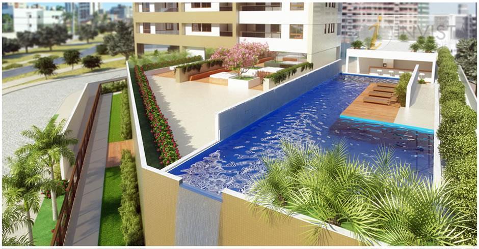 Apartamento  residencial à venda, Anita Malfati,  Bessa, João Pessoa.
