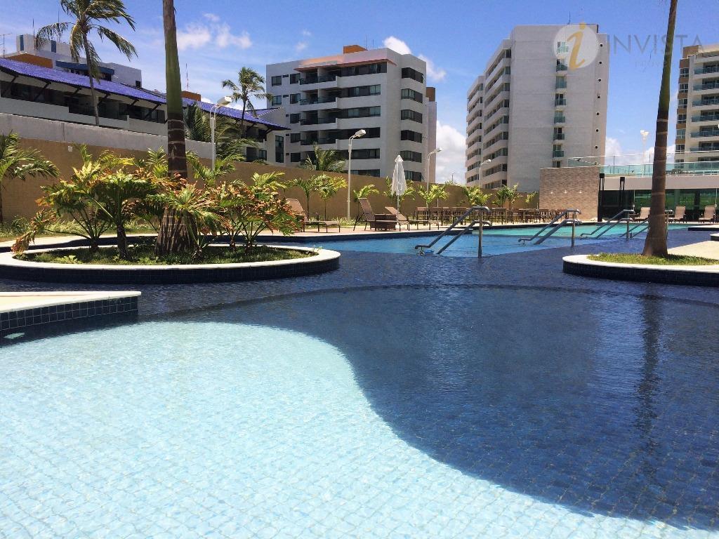 Apartamento residencial à venda, Intermares, Cabedelo - AP4411.