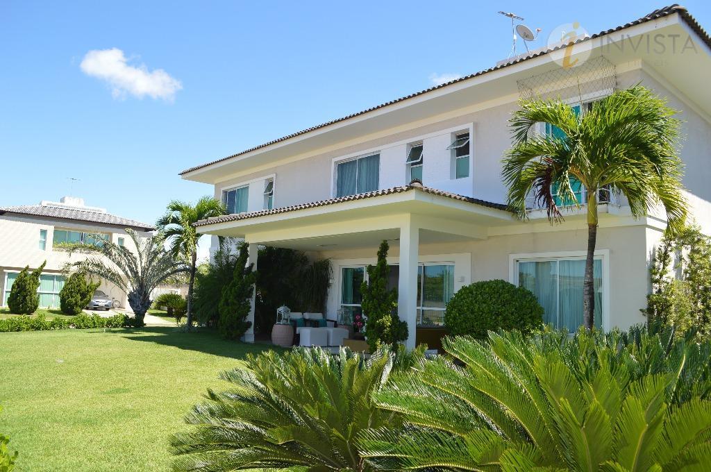 Casa  residencial à venda, Villas do Atlântico, Intermares, Cabedelo.