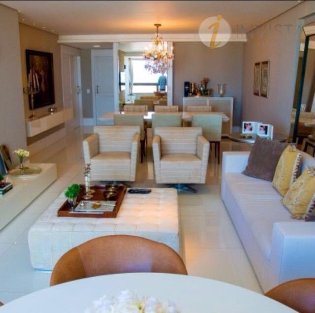 Apartamento residencial à venda, Miramar, João Pessoa - AP4640.