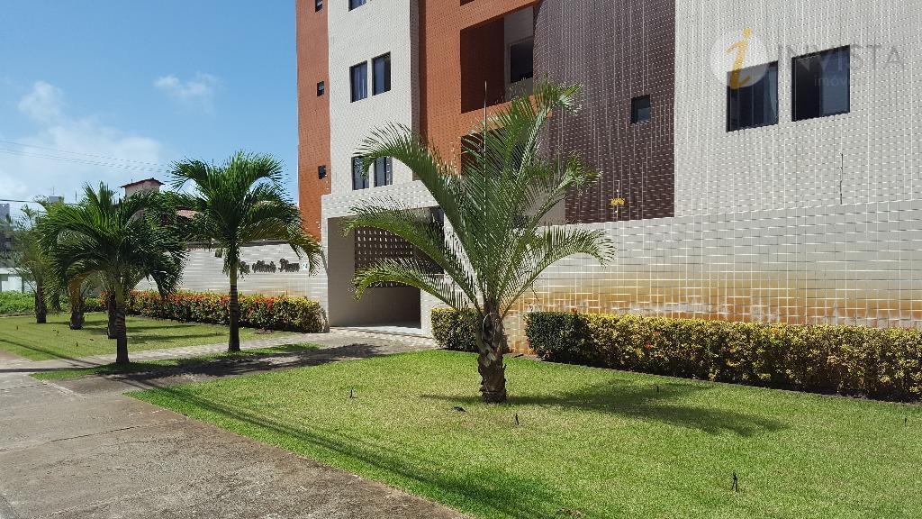 Apartamento residencial à venda, Intermares, Cabedelo - AP2865.
