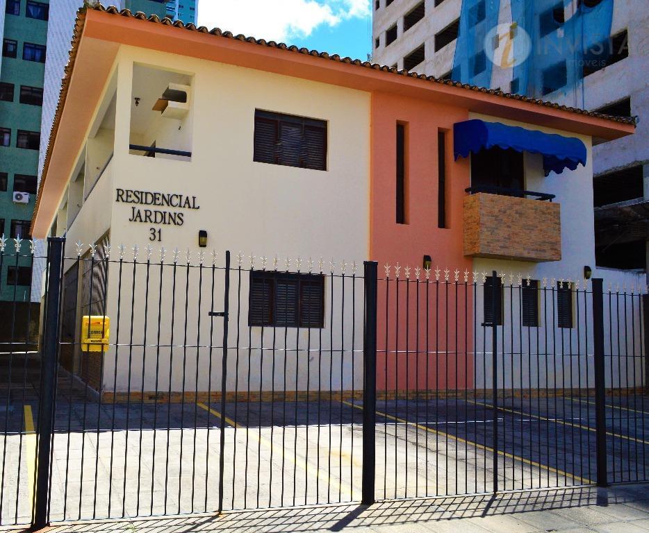Casa residencial à venda, Jardim Luna, João Pessoa - CA0951.