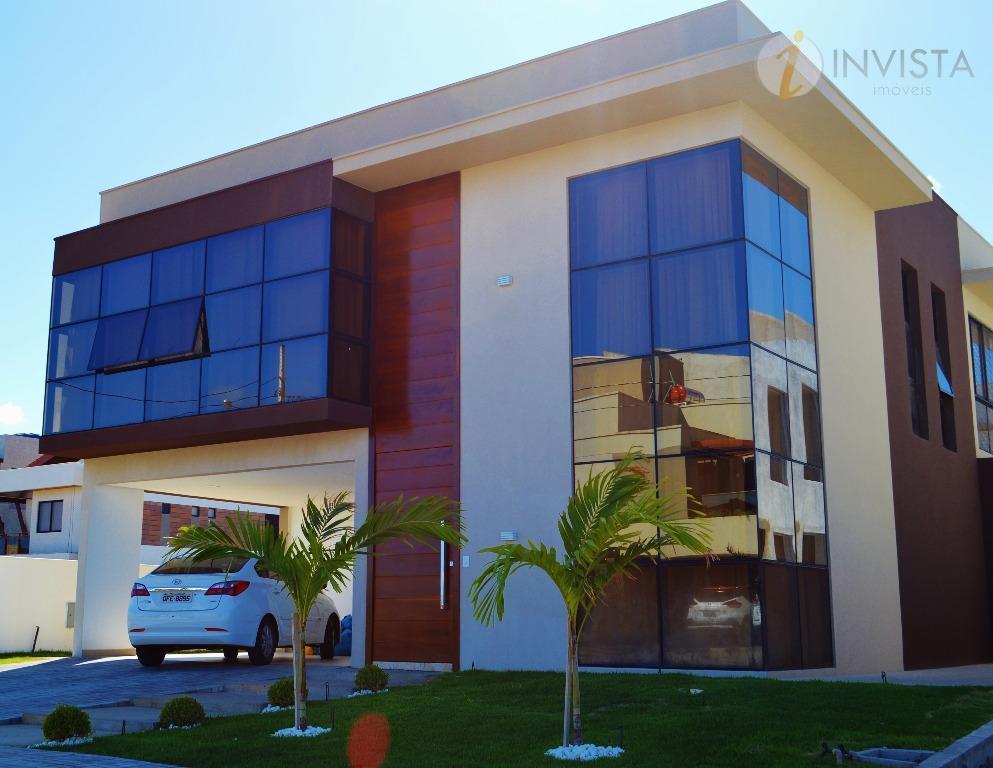 Casa Nova em Condomínio Fechado