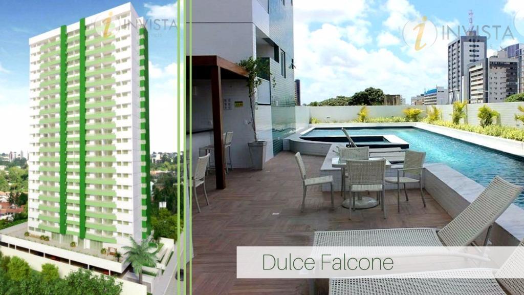 Apartamento residencial à venda, Bairro dos Estados, João Pessoa - AP3819.