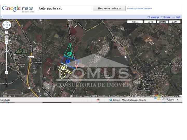 Área Corporativa à venda, Centro, Paulinia - AR0026.