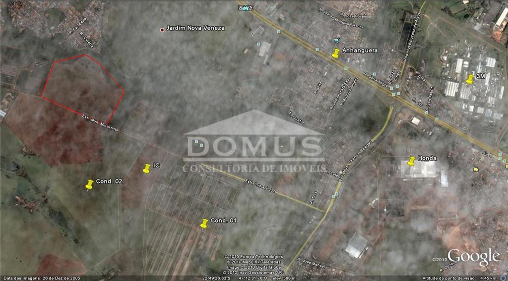Área Corporativa à venda, Jardim Dal'Orto, Sumaré - AR0022.