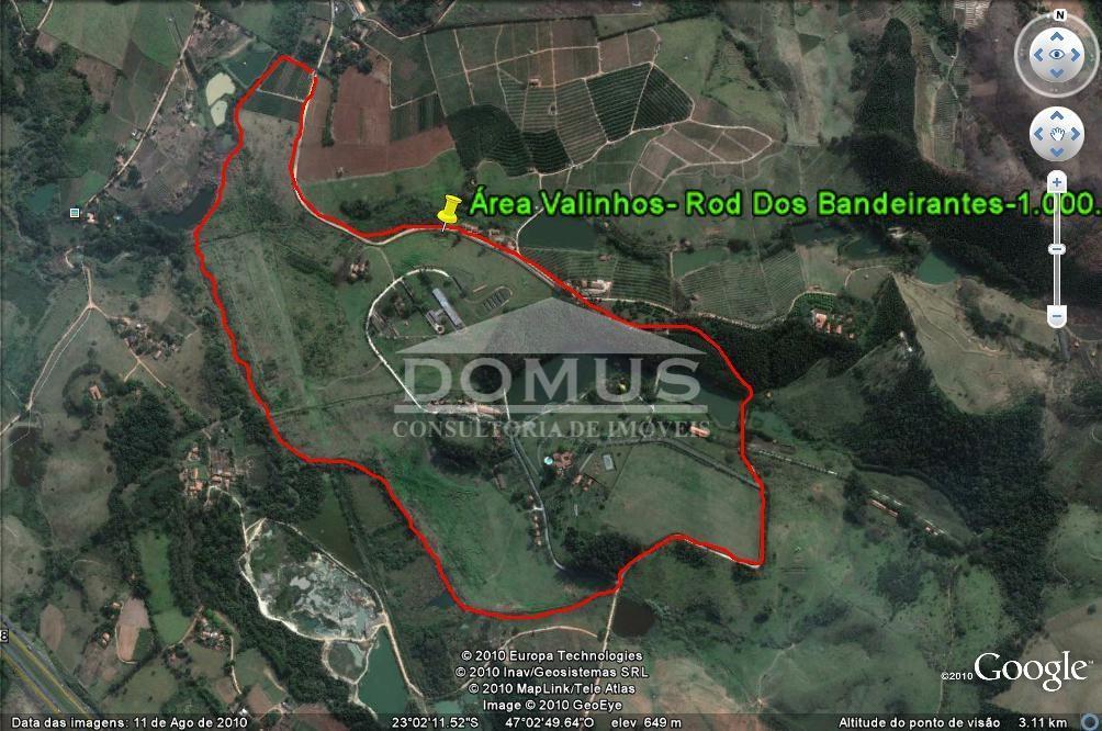 Área Corporativa à venda, Parque Via Norte, Campinas - AR0020.