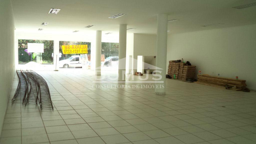Salão comercial para locação, Taquaral, Campinas.