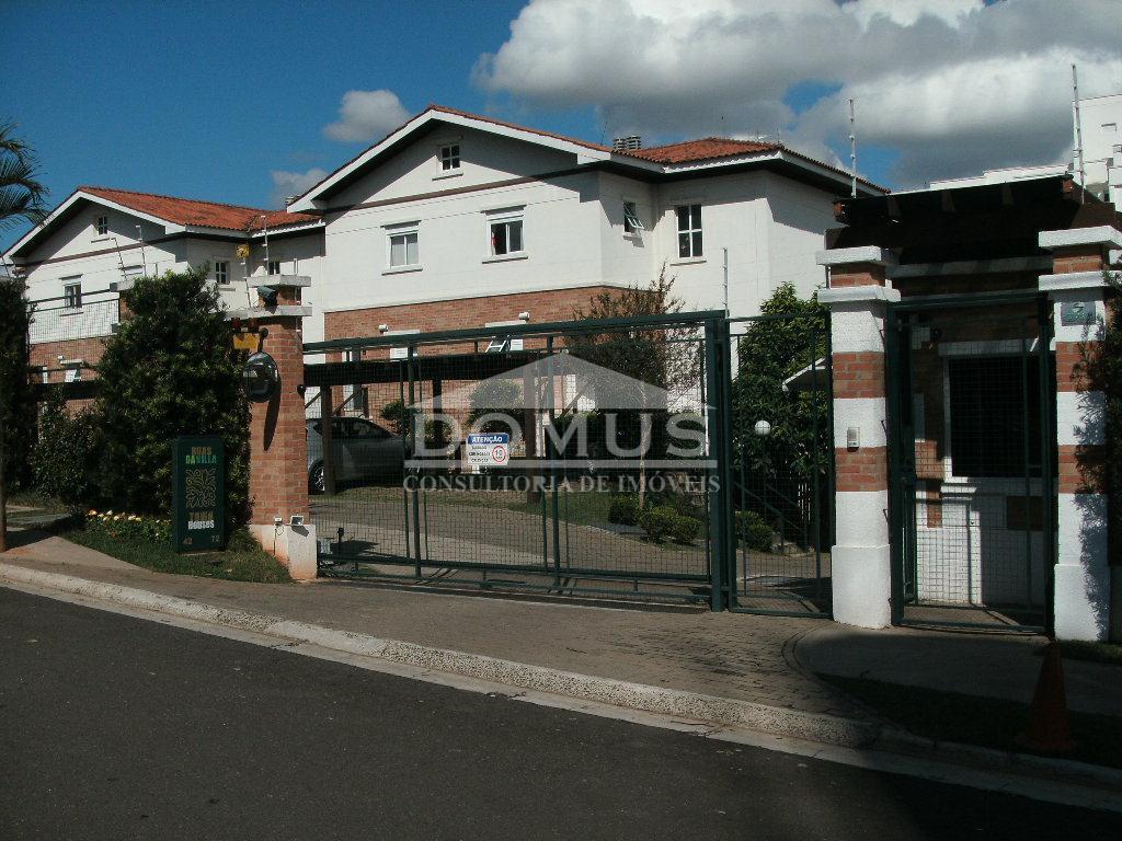 Casa residencial para locação, Mansões Santo Antônio, Campinas.