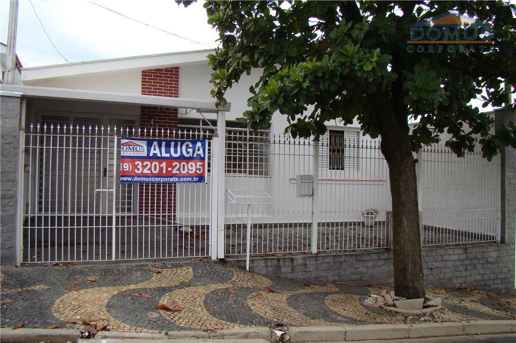 Casa Residencial para locação, Jardim Leonor, Campinas - CA0289.
