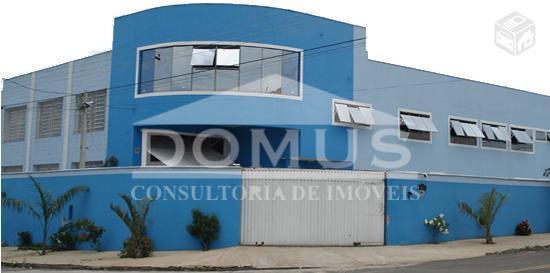 Galpão comercial para locação, Parque Via Norte, Campinas.