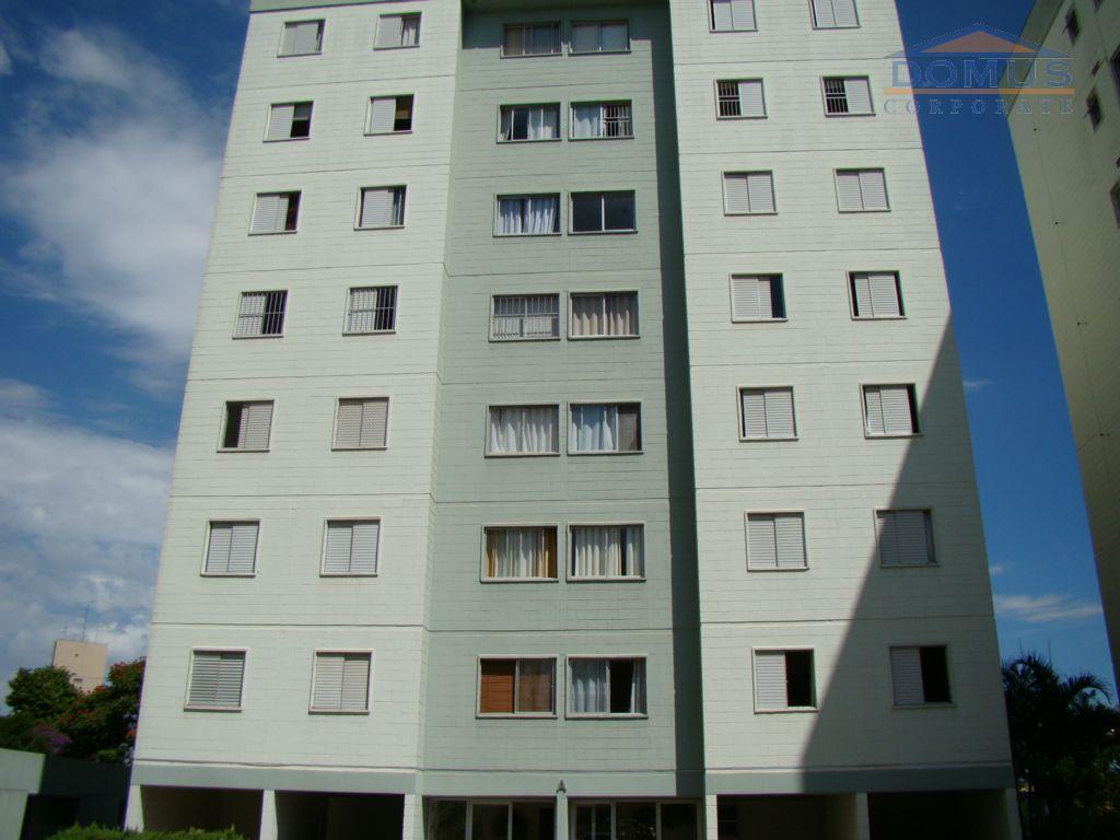 Apartamento residencial para locação, Jardim Bom Sucesso, Campinas.