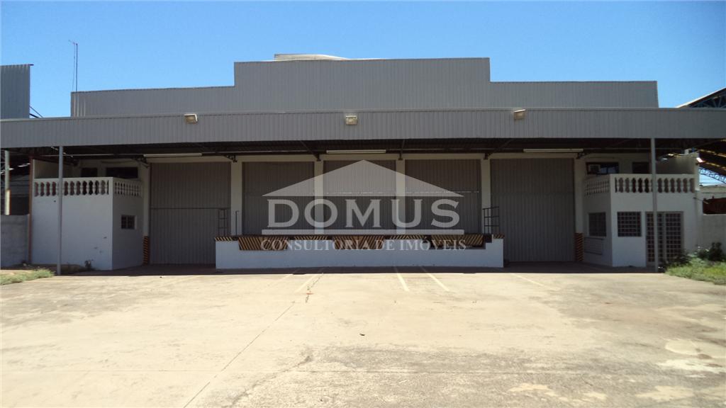 Galpão industrial à venda, Terminal Intermodal de Cargas (TIC), Campinas.