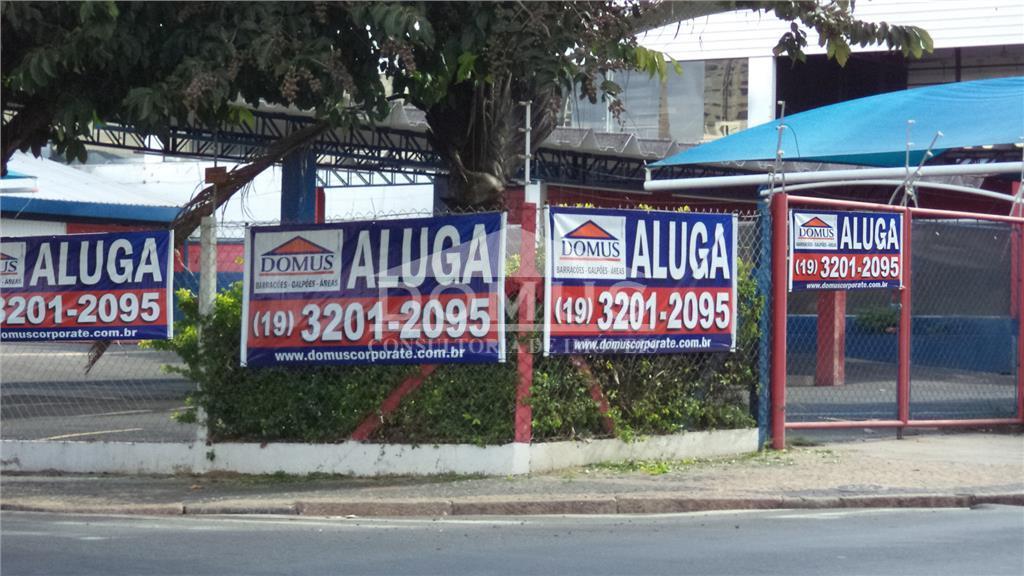Prédio comercial para locação, Vila Itapura, Campinas.