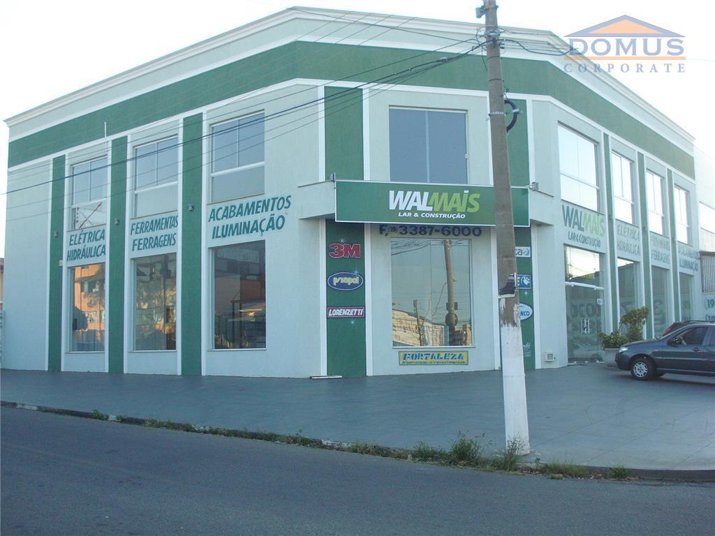 Galpão comercial para locação, Jardim Nova Europa, Campinas.