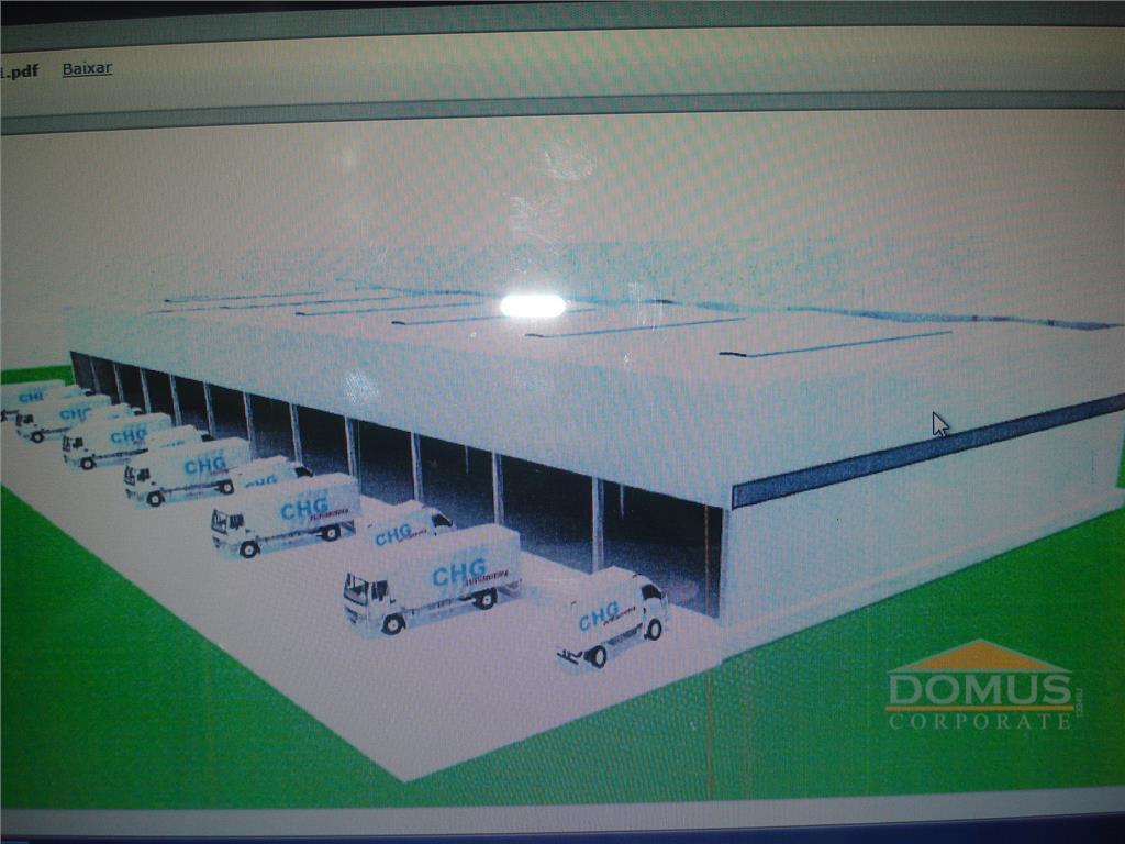 Galpão industrial para locação, Real Parque, Campinas.