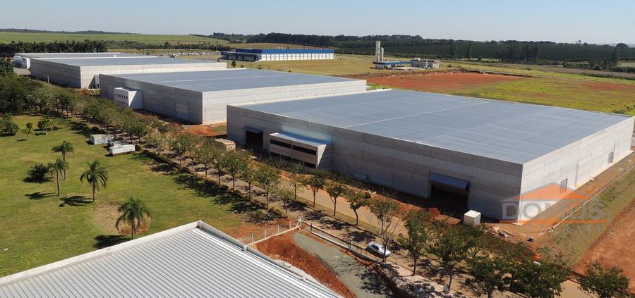 Galpão industrial para locação, Barreiro, Santo Antônio de Posse.