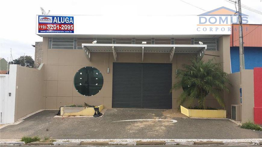 Barracão comercial para locação, Centro, Paulínia.